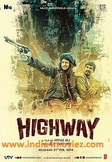Movie Information: Movie's Director:Imtiaz Ali Movie's Producer:Sajid Nadiadwala,Imtiaz Ali Movie's Cast:Randeep Hooda,Alia Bhatt Movie's Music Composer:A. R. Rahman Movie's Country:India Movie's Genre:Romance,Drama Movie's Release Date:21,February,2014 Movie's Language:Hindi   Highway(2014) Watch Full Latest Hindi Action Movie OnlineWith Cloudy: Coming Soon..................... Highway(2014) Watch Full Latest Hindi Action Movie OnlineWith Putlocker: Coming Soon…