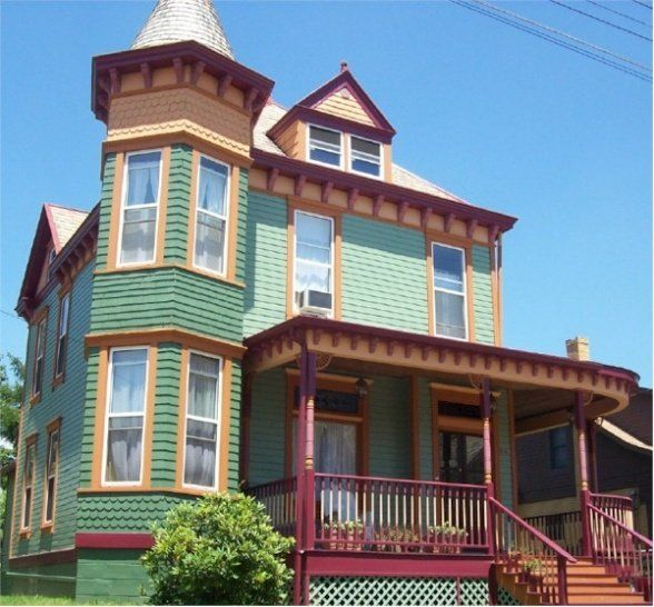 17 best images about color combos for our victorian on for Our victorian house