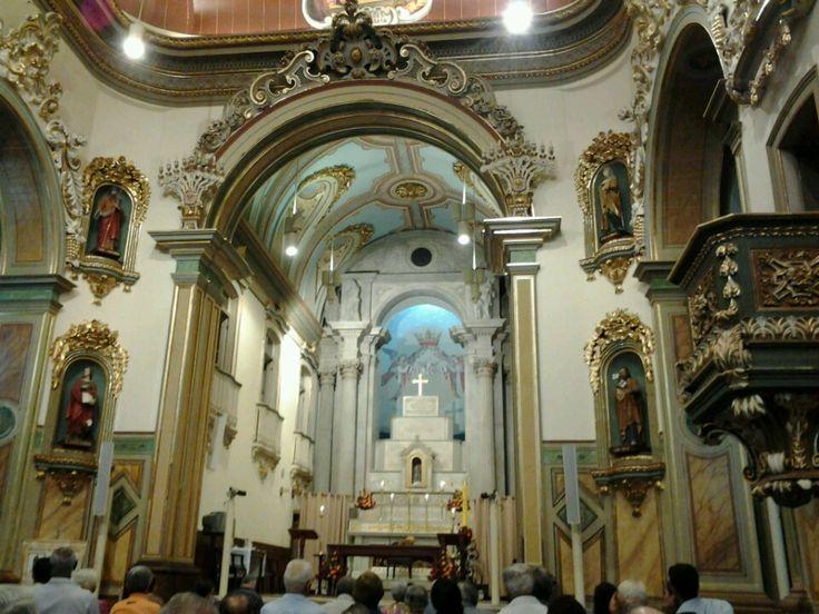 Basílica Velha de Nossa Senhora Aparecida em Aparecida, SP