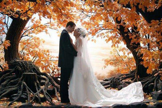 Особенности свадьбы в сентябре, сентябрьские свадебные обычаи и традиции