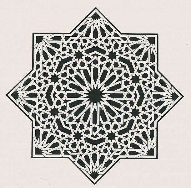 Pattern in Islamic Art - C-D 003