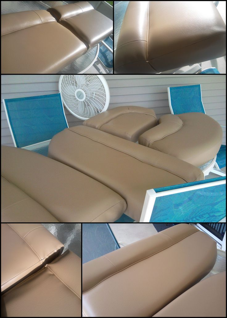 Boat Seats    DixieStitch Upholstery