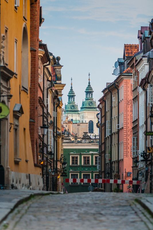 The Old Town street at the dawn, Warsaw, Poland A #power or #attorney in Poland is a notarized document that can be issued for a variety of purposes. Discover here more: http://www.lawyerspoland.eu/the-power-of-attorney-in-poland