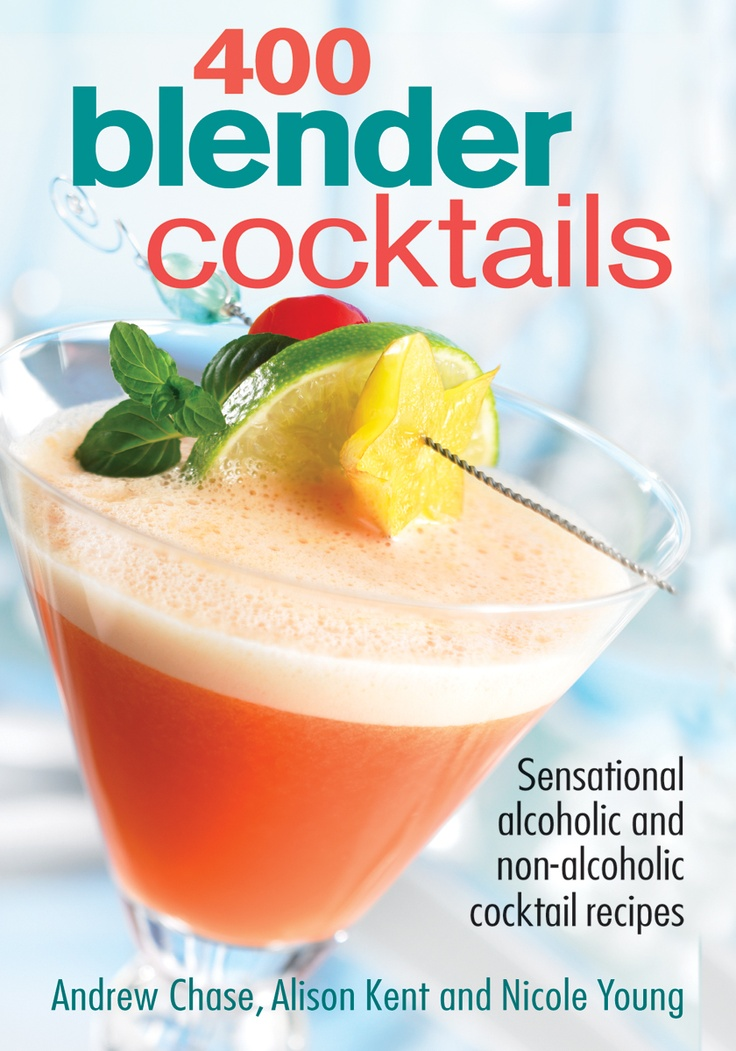 400 Blender cocktails