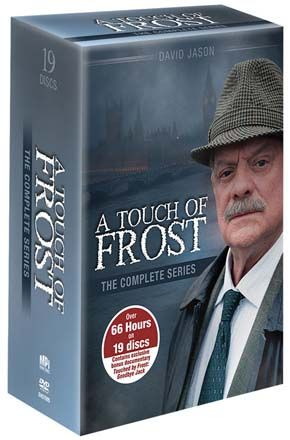 """A Touch of Frost"" A Touch of Frost: The Complete Series at BBC Shop"