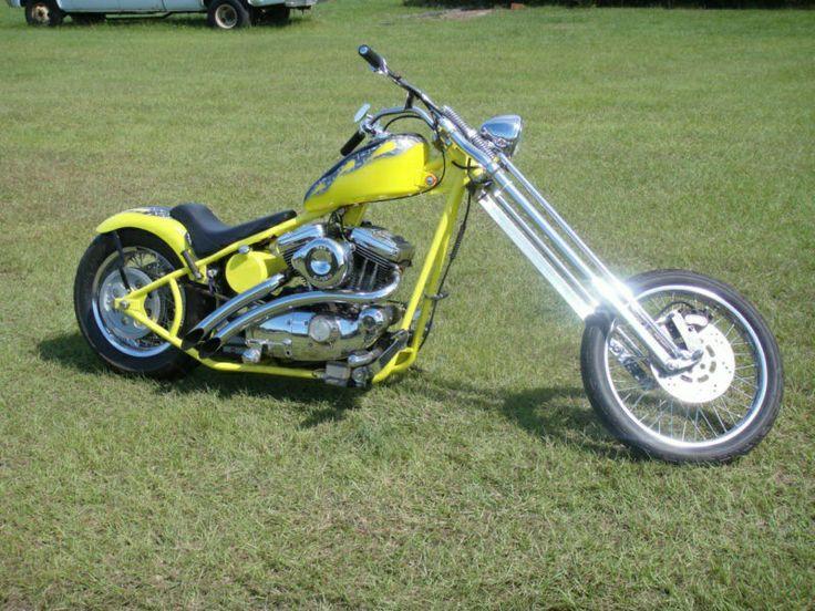 Moto s choper