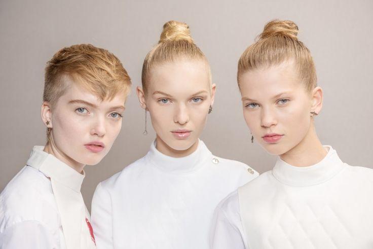 Макияж с показа Christian Dior весна-лето 2017   Beauty Insider