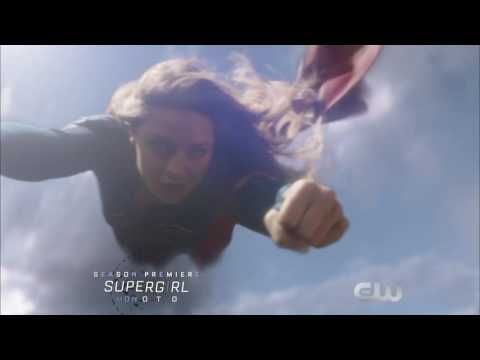 Supergirl  Sky Trailer  The CW