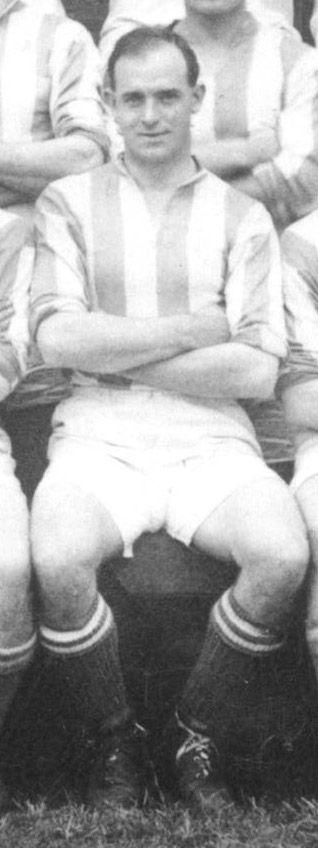 Dads Dad - so my Grandad Joe - used to play for Leeds United 1922 - 1926