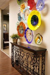 25 best ideas about Glass wall art on PinterestFused glass