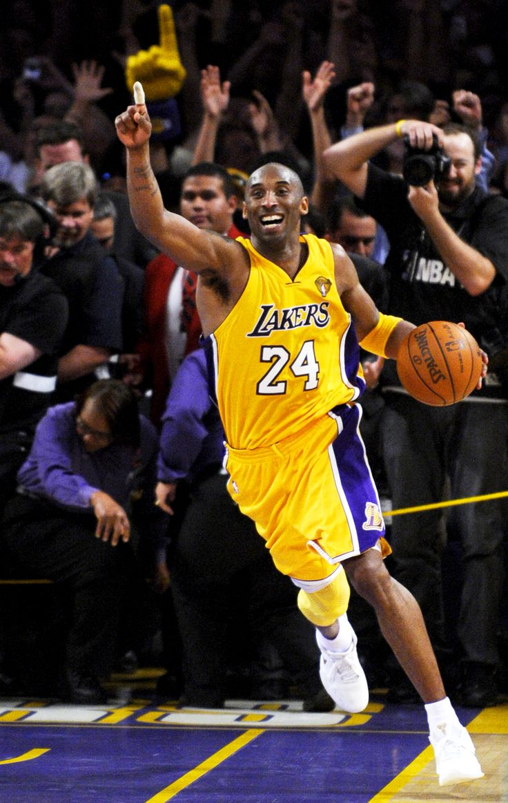 Kobe bryant s most iconic and memorable photographs