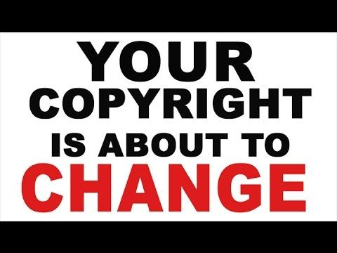 Proposed Copyright Law Explained