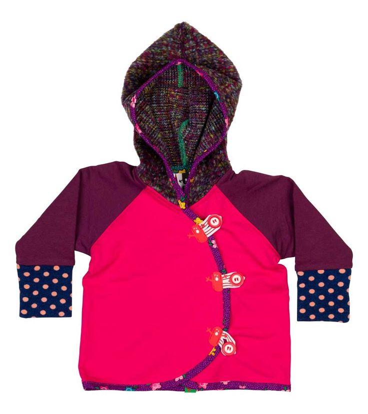 Pappapom Hoodie, Oishi-m Clothing for kids, Winter Interjection15, www.oishi-m.com