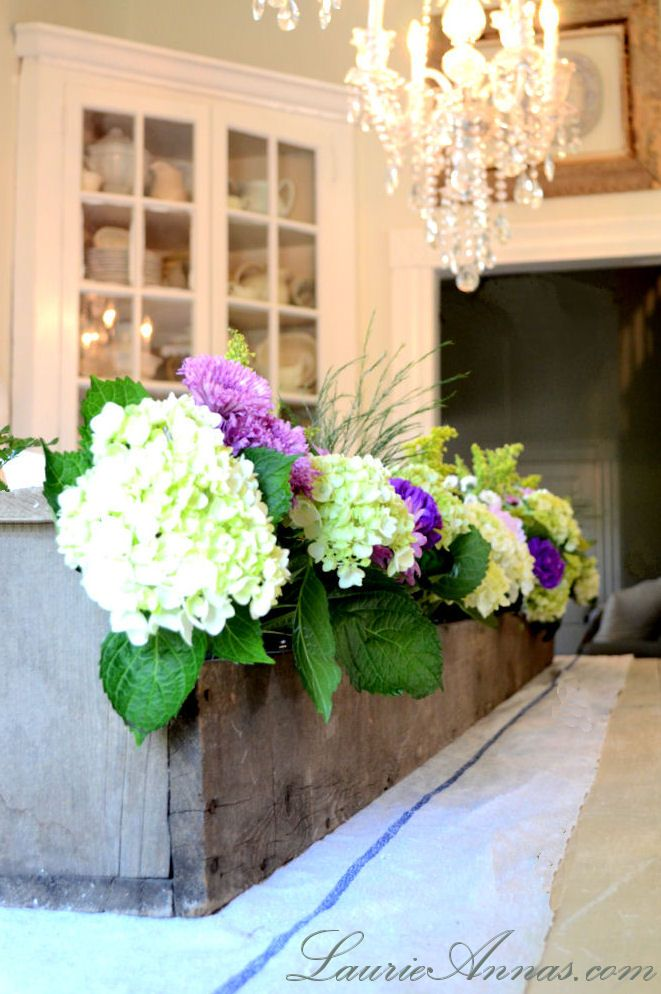 Indoor Window Boxes! A Perfect Way To Bring Some Extra Color And Life Into  You