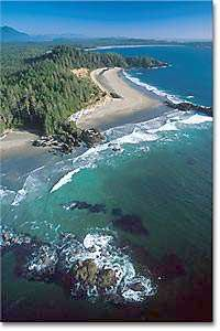 Ucluelet - on Vancouver Island in BC.  Tofino's little brother, but worth it's weight in gold.