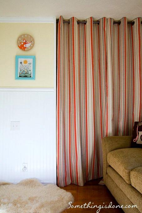 21 best images about closet curtains on pinterest track. Black Bedroom Furniture Sets. Home Design Ideas