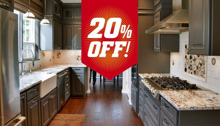Für alle Kunden, die sich von 17. August bis 19. Dezember für eine Granit Arbeitsplatte entscheiden, bieten wir 20% Rabatt!  http://www.granit-arbeitsplatten.com/preise-granitplatten-arbeitsplatten-preise