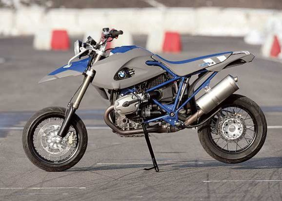 BMW HP2 Supermoto
