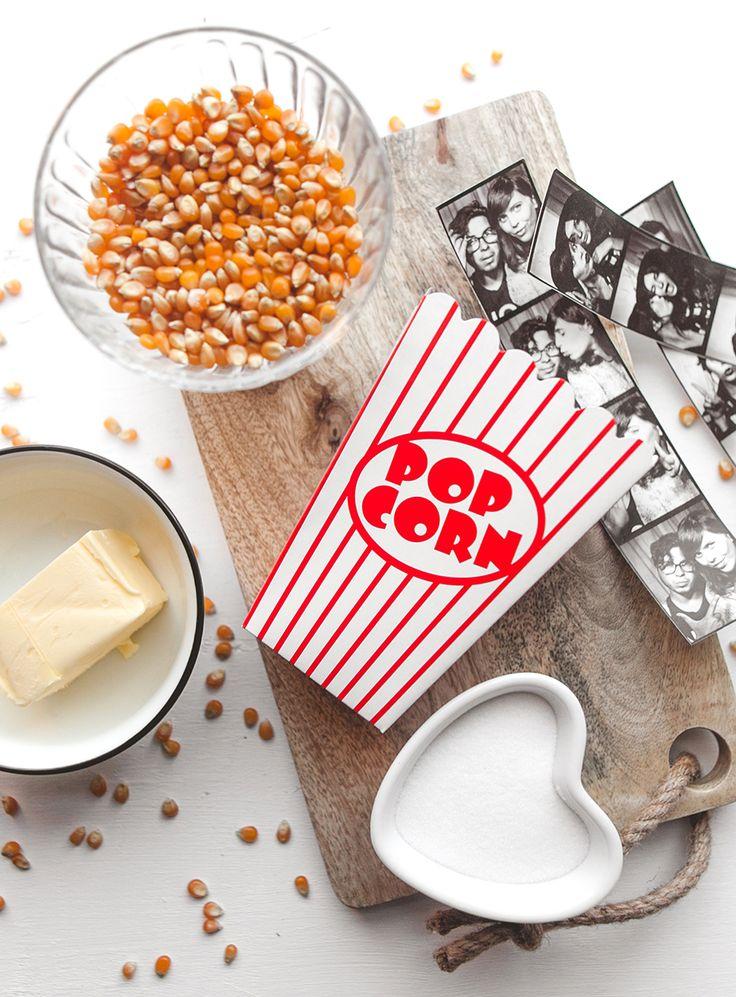 Cinema Sweet Popcorn Recipe