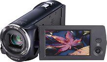 Sony - Handycam HDR-CX290 8GB HD Flash Memory Camcorder - Blue  http://www.mreletro.khia.com.br/