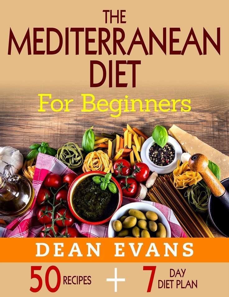 The Mediterranean Diet For Beginners: 50 Recipes Including a 7 Day Diet Plan:Amazon:Kindle Store