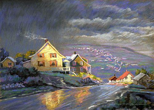 Juan Christobal   artiste peintre