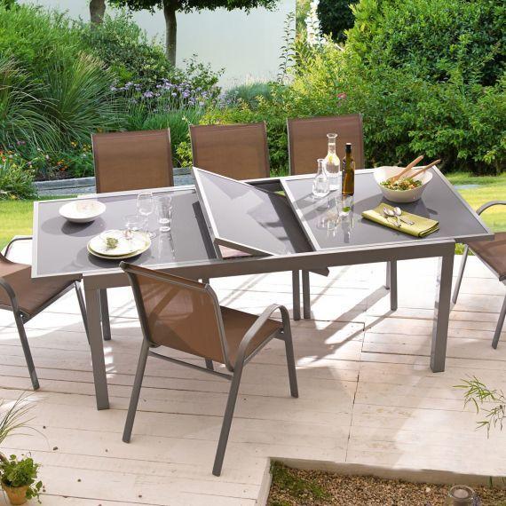 Outdoor Tisch Futura Ausziehbar Outdoor Tisch Gartenmobel Tisch Gartenmobel Sets