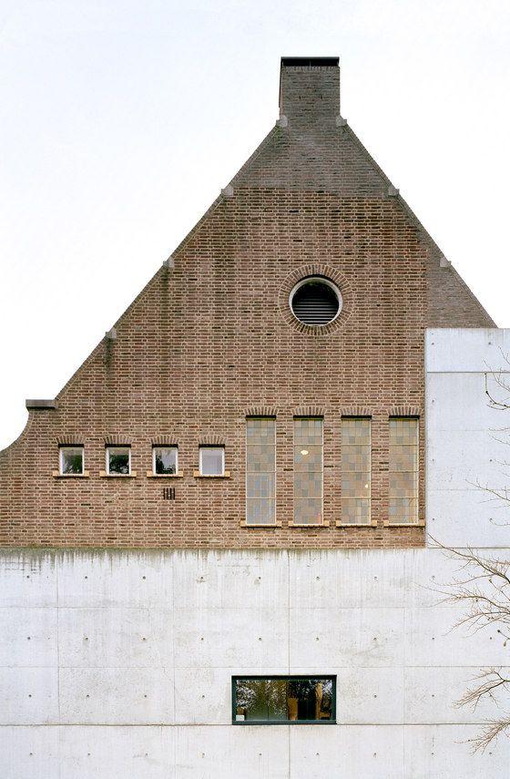 AZL Pension Fund Headquarters di Wiel Arets | Edifici per uffici