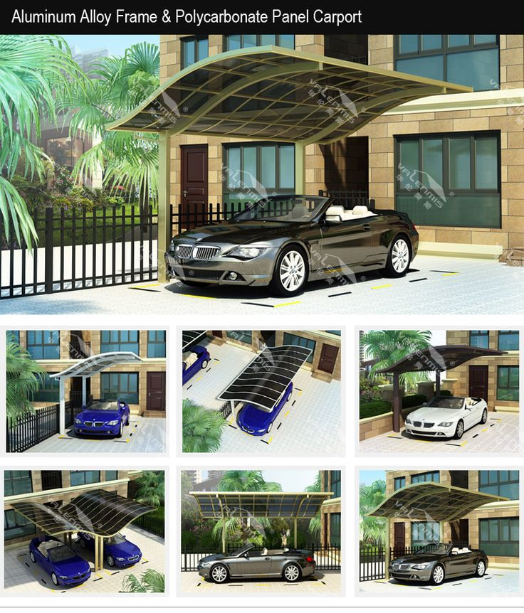 The 25 Best Cantilever Carport Ideas On Pinterest: Spanish Style Carport In St Petersburg Fl