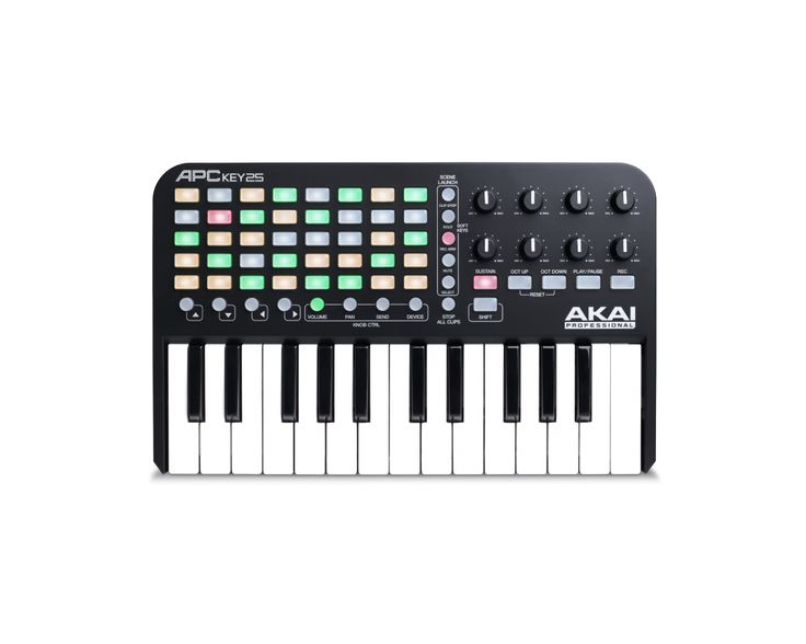 The APC Legacy In 2009, Akai Professional collaborated with the creators of Ableton Live, a powerful music performance and production software environment, and introduced the original Ableton Performance Controller—APC40. The instrument raised the standards of controller design, revolutionized hardware and software integration, and proved to be an essential performance tool for Ableton Live...