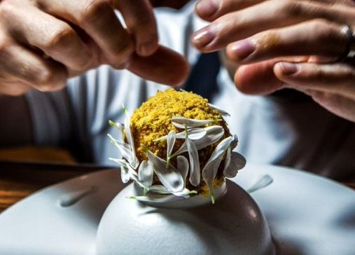 Here are five food trends that you can expect in 2018: mushroom infused coffee super powders root-to-stem cooking engineered plant-based food and our topic of discussion Floral Flavours From roses to lavender to hibiscus, if it is on your plate, it means you can eat it. Even better, mix it up with the other elements on your plate and you might just be blown away with the flavour experience. Most of us have seen the odd flower served on occasion. However, the latest trends hint toward (not…