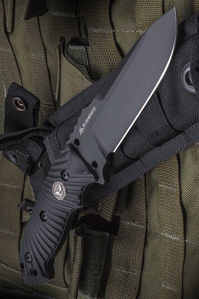 Wilson Combat StarLight Tactical Fighting Combat Fixed Knife Blade