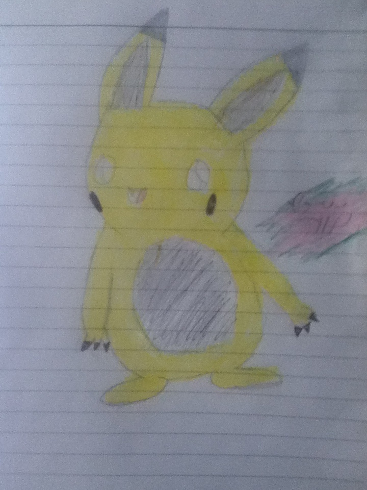 Pikachu thing... O.o