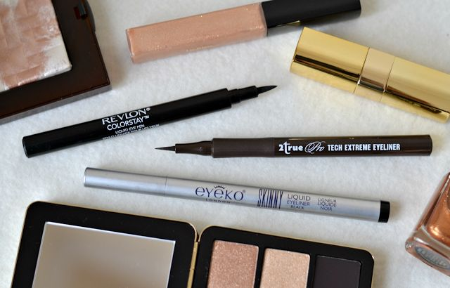 London Beauty Queen: Look Fabulous: Five Steps To The Perfect Winged Eyeliner