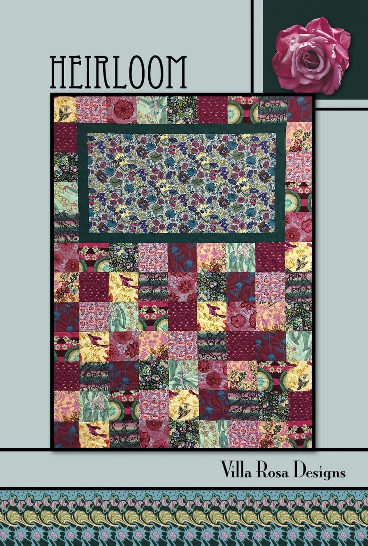 17 Best Images About Villa Rosa Designs Quilts On