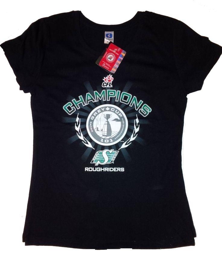 Roughrider 2013 Championship Ladies T-shirt.