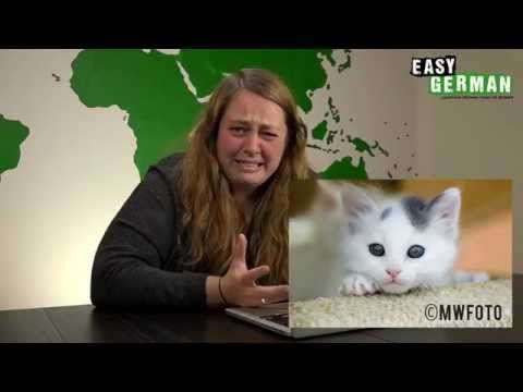 Cari anwortet (8) - Kurze und lange Vokale   quasi   Katzen essen? - YouTube