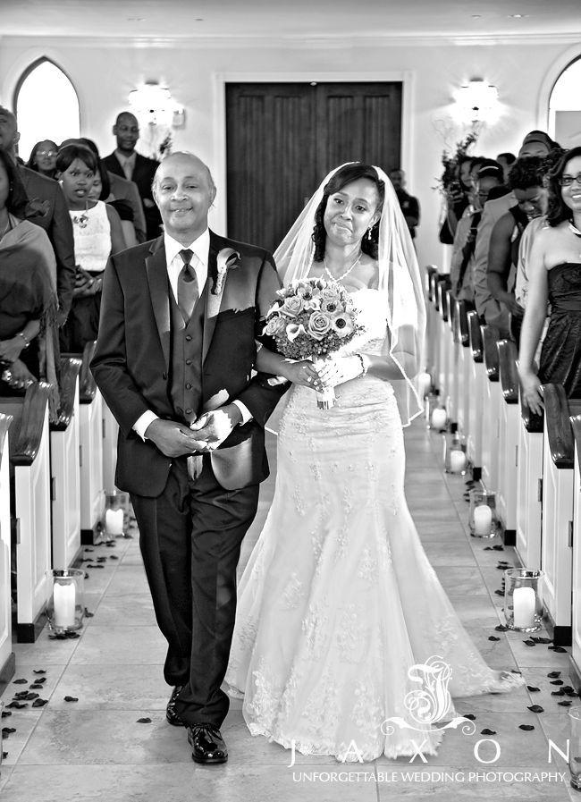 Atlanta Wedding Photographers.African American Wedding Ceremony Ashton Garden Atlanta Wedding