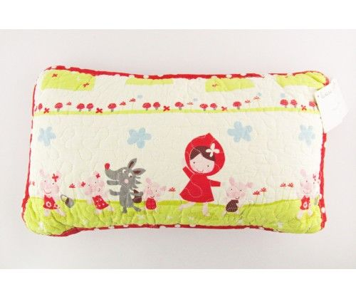 Little Red Decorator Cushion