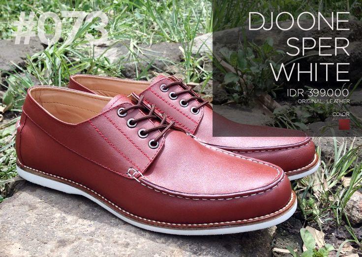 Men's Boots, 073 DJOONE Sper White. Download: http://lookbook.djoone.com