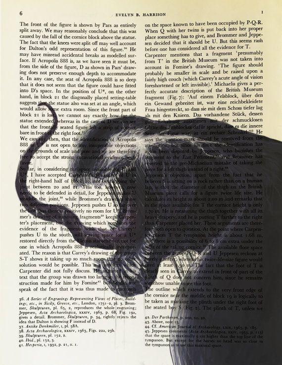 :: BESCHRIJVING:: Venom op vintage papier. Deze vintage boek afdrukken maken geweldige unieke geschenken en milieubewust zijn.  Elke prent is op een andere pagina van vintage boek, dus geen twee precies gelijk zijn. Een van de grote dingen over prints op antieke fotoboekpaginas is niet alleen de schoonheid en ook maar het maakt voor een interessante lezen upcycles boeken hen nieuw leven. In de geest van recycling gebruiken we fotoboekpaginas voor onze prints die karakter gebreken met sommige…