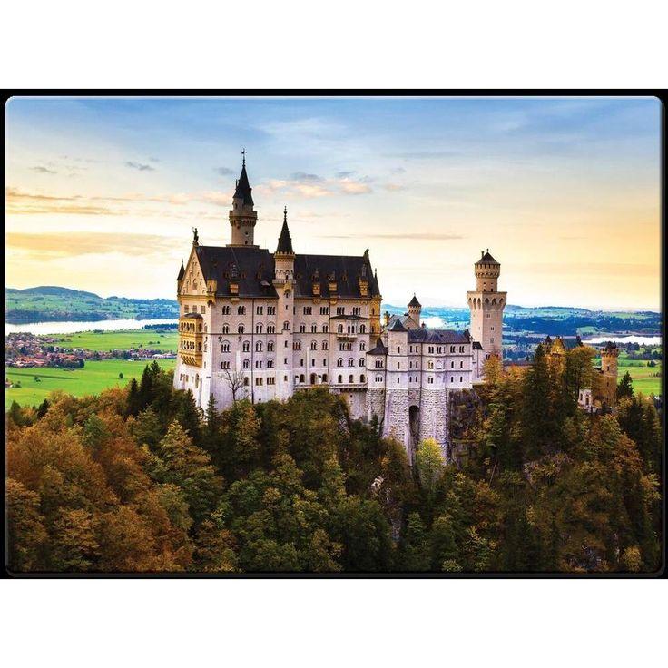 Quebra-Cabeça 1000 Peças - Castelo de Neuschwanstein -Brinquedos - Até 1000 Peças - Walmart.com