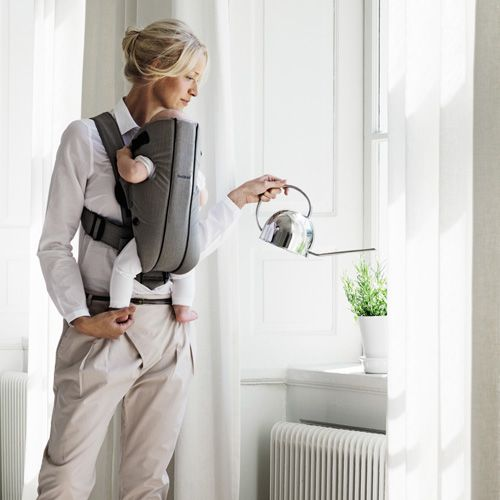 BabyBjorn Original Carrier Organic by BabyBjorn at BabyEarth.com, $99.95US
