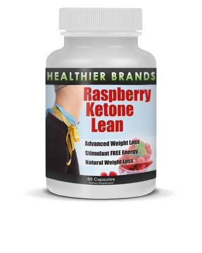 Healthier Brands Raspberry Ketone Lean | FREE Healthier Extreme Weight Loss Secrets eBook | Top Selling Fat Busting Raspberry Ketone Supplement by Healthier Brands. Save 67 Off!. $19.97. Raspberry ketones are also noted for their ability to encourage consistent and jitter-free energy.    **********Stimulant-Free Energy & Weight Loss Raspberry Ketone is Specifically for Natural Weight Loss**********     Raspberry ketones work well with weight loss products and energy enhance...