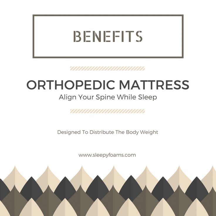 discover the benefits of orthopedic mattress these best mattresses provides you restful and joyful sleep without