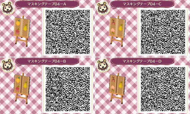 Furniture Patterns Animal Crossing