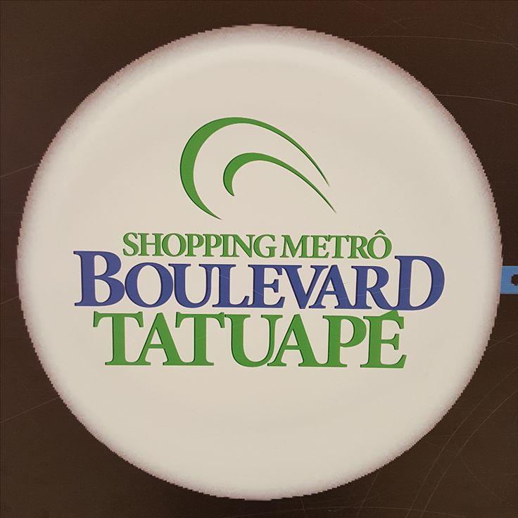 """26 January 2017 (12:19) / Shopping Metrô Boulevard Tatuapé, Tatuapé, São Paulo City.  """"Duas vezes mais Shopping."""""""