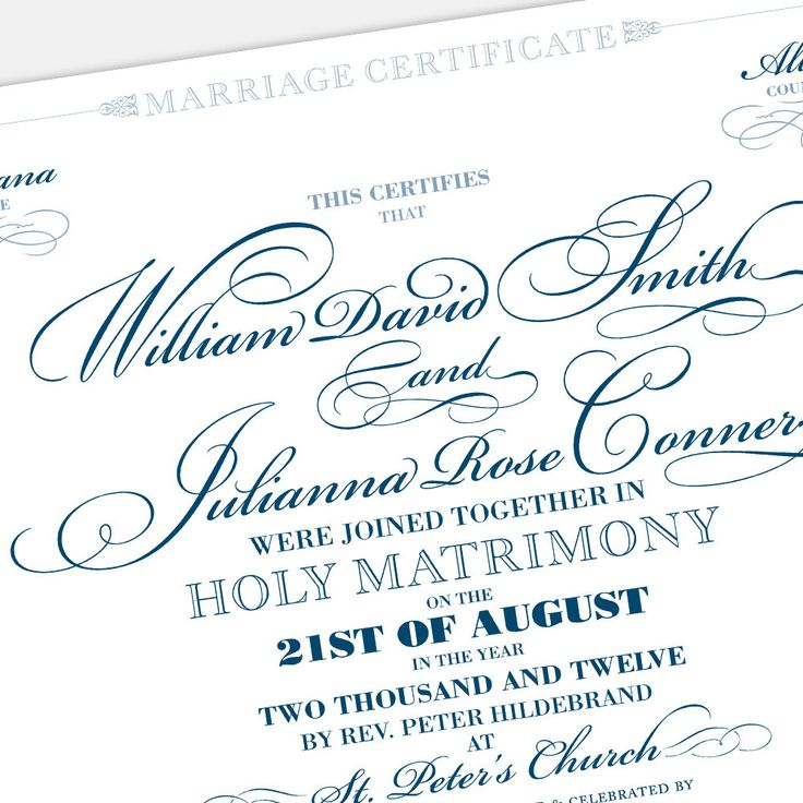 7 best Wedding Ceremony Certificates images on Pinterest Beach - wedding certificate template