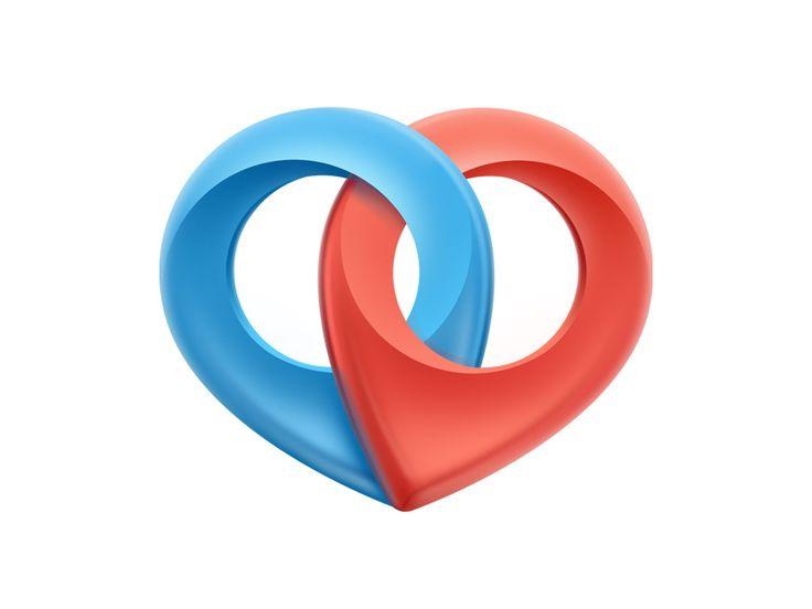 Сайт для знакомств сердечком