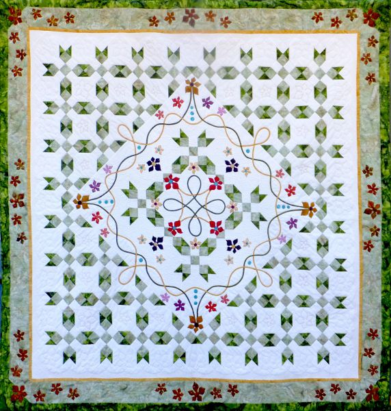 359 best More Celtic Quilts! images on Pinterest | Celtic quilt ... : irish quilt tutorial - Adamdwight.com